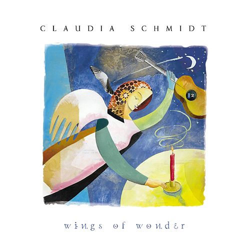 Wings Of Wonder by Claudia Schmidt