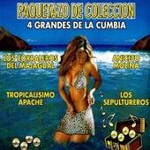 Paquetazo De Coleccion - 4 Grandes De La Cumbia by Various Artists
