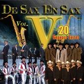 De Sax En Sax, Vol. 5 by Various Artists