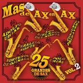 Mas De Sax En Sax, Vol. 2 by Various Artists