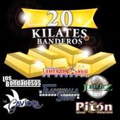 20 Kilates Banderos by Various Artists