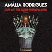 Amália Rodrigue: Live At The Paris Olympia 1956 de Amalia Rodrigues