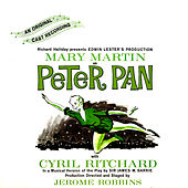 Peter Pan (Original 1954 Broadway Cast) by Various Artists
