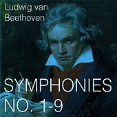 Beethoven: Symphonies Nos. 1 - 9 by Various Artists