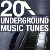 20 Underground Music Tunes, Vol. 1 de Various Artists