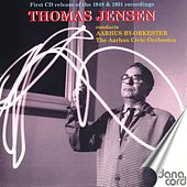 Thomas Jensen Conducts Aarhus Symphony Orchestra by Thomas Jensen