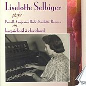 Liselotte Selbiger, harpsichord plays Baroque Music by Liselotte Selbiger