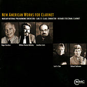 New American Works for Clarinet de Warsaw National Philharmonic Orchestra