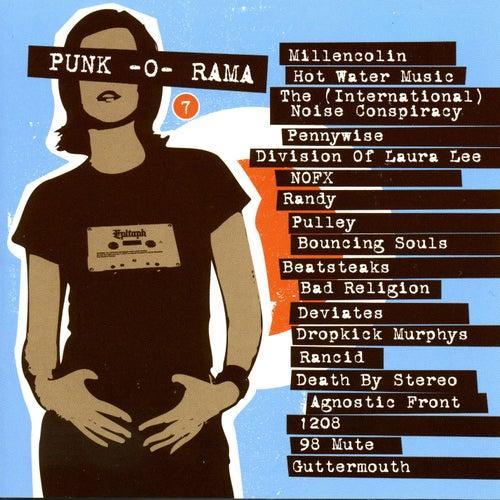 Punk-O-Rama 7 by Various Artists