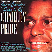 Great Country Sounds Of Charley Pride de Charley Pride