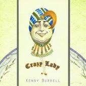 Crazy Lady von Kenny Burrell