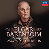 Elgar: Symphony No.1 in A Flat Major, Op.55 de Staatskapelle Berlin