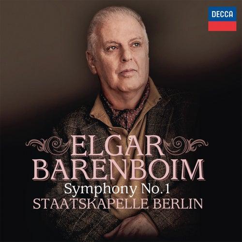 Elgar: Symphony No.1 in A Flat Major, Op.55 by Staatskapelle Berlin