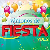 Vámonos de Fiesta, Vol. 2 de Various Artists