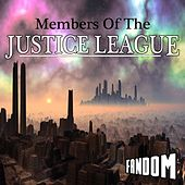 Members of the Justice League de Various Artists