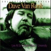 Live At Sir George William University by Dave Van Ronk