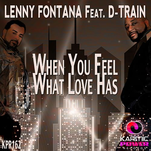 When You Feel What Love Has von Lenny Fontana