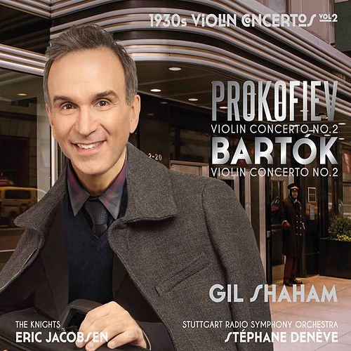 1930s Violin Concertos, Vol. 2 by Gil Shaham