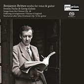Britten: Works for Voice & Guitar by Various Artists