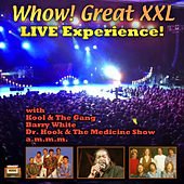 Whow! Great Xxl Live Experience! de Various Artists