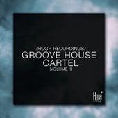 Groove House Cartel, Vol. 1 von Various Artists