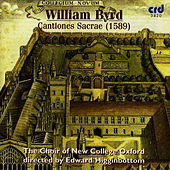Byrd: Cantiones Sacrae 1589 de The Choir Of New College Oxford