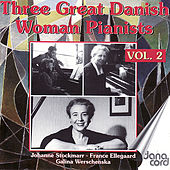 Historic Danish Piano Recordings Vol 2 by Various Artists