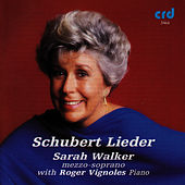 Schubert Lieder by Sarah Walker