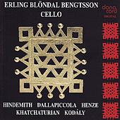 Works for Solo Cello by Erling Blondal Bengtsson