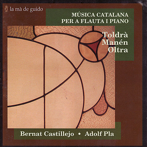 Catalan Music for Flute and Piano by Bernat Castillejo
