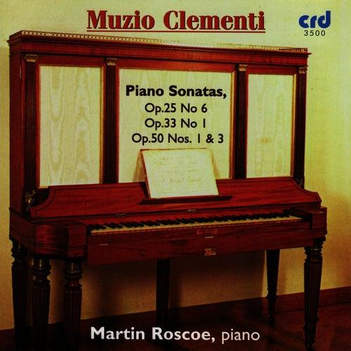 Muzio Clementi: Piano Sonatas by Martin Roscoe