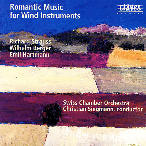 Romantic Music For Wind Instruments by Various Artists
