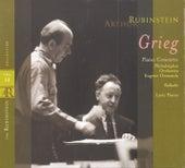 Rubinstein Collection, Vol. 13: Grieg: Piano Concerto, Ballade & Lyric Pieces de Arthur Rubinstein