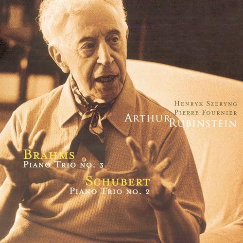 Rubinstein Collection, Vol. 73: Brahms Piano Trio No. 3; Schubert Piano Trio No. 2 by Arthur Rubinstein
