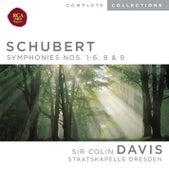 Schubert: Symphonies Nos. 1-6, 8 & 9 by Sir Colin Davis