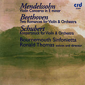 Mendelssohn / Beethoven / Schubert by The Bournemouth Sinfonietta