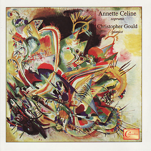 Henrique, Villa-Lobos, Ovalle, Hahn, Rachmaninov, Stravinsky, Glinka, Cui, Rubinstein by Annette Celine