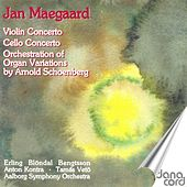 Jan Maegaard: Violin and Cello Concerto by Aalborg Symphony Orchestra