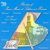 Rarities of Piano Music 2001 - Live Recordings from the Husum Festival by Various Artists