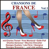 Chansons De France Vol.1 de Various Artists