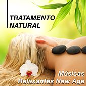 Tratamento Natural - Musicas Relaxantes New Age com Sons da Natureza (Chuva, Vento, Mar e Ondas do Oceano) de Various Artists
