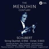 Schubert: String Quintet & Octet de Yehudi Menuhin