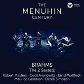 Brahms: String Sextets Nos 1 & 2 by Yehudi Menuhin