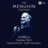 Corelli: 12 Violin Sonatas, Op. 5 by Yehudi Menuhin