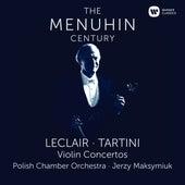 Leclair & Tartini: Violin Concertos by Yehudi Menuhin