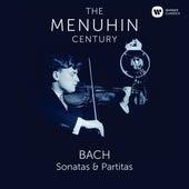 Bach: Complete Sonatas & Partitas for Violin Solo by Yehudi Menuhin