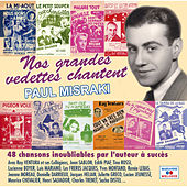 Nos grandes vedettes chantent Paul Misraki von Various Artists