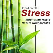 Deal with Stress - Meditation Music and Soothing Nature Soundtracks to Learn to Relax and Manage your Stress and Anxiety and Lower your Blood Pressure by Various Artists