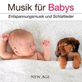 Musik für Babys: Entspannungsmusik und Schlaflieder, Schlaf Musik für Neugeborene, Kleinkinder und für schreiende Babys von Various Artists
