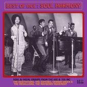 Best of Ace: Soul Harmony de Various Artists